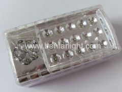 15+5Led portabale led Emergency lamp
