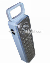30Led portable rechargeable emergency light