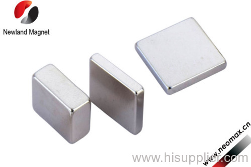 Rectangular sintered neodymium magnets