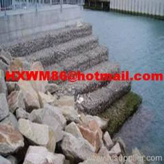 The Gabion Walls