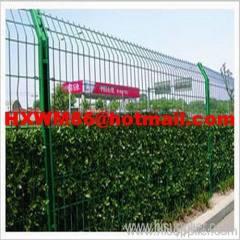 Road Mesh Fence