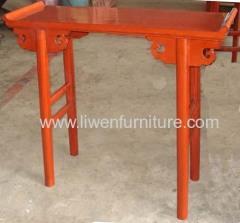 antique reproduction altar tables