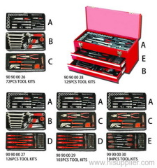 Combined tool kits