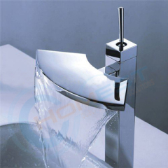 Waterfall Basin Mixers