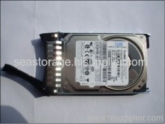 "42D0752 IBM - Hard drive, 500 GB, hot-swap, 2.5"" SFF Slim, SATA, 7200 rpm"