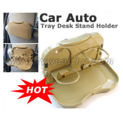 Car Auto Food Meal Drink Tray Desk Stand Holder