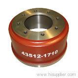 truck brake drum