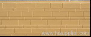 Prefab house panel