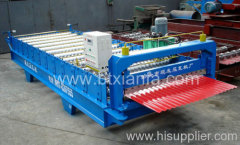 Roof Panel Roll Forming Machine XF14-78-1404