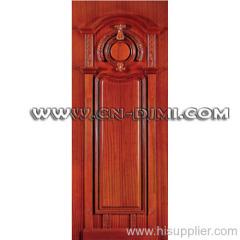 wood art door