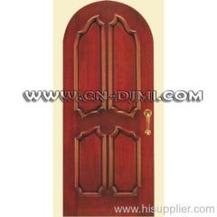 european wood door
