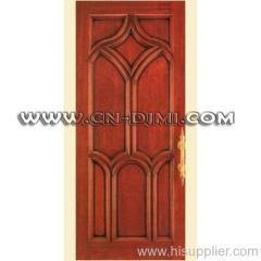 villa wooden door