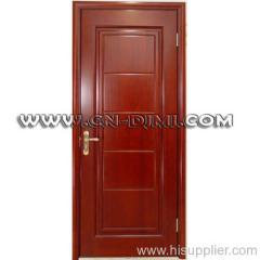 pure solid wood door