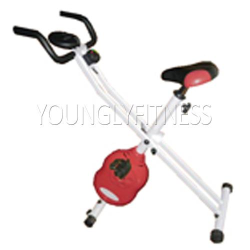 Magnetic X Bike