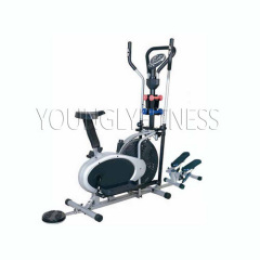 Fitness Magnetic Elliptical Trainer