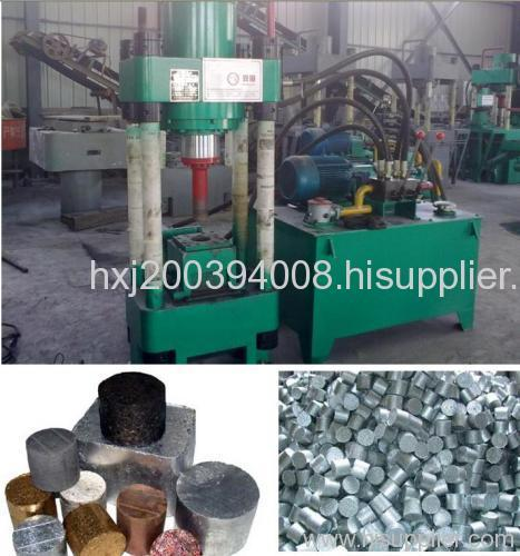 metal briquette machine