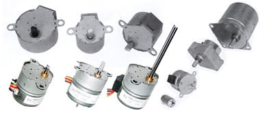 pm step motors