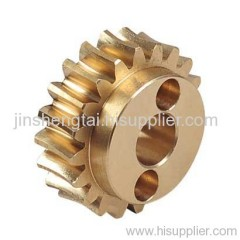 copper worm wheel