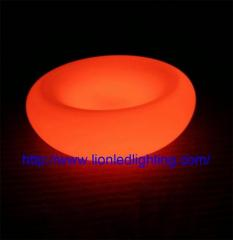 Color Changing LED Fruit Plate
