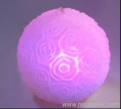 rose ball light
