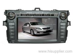 Auto DVD Player, Auto DVD Player Corolla TOYOTA