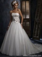 bridal dresses discount white