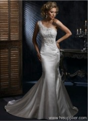 new bridal dresses white cheap