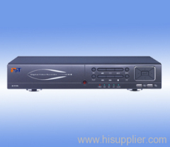 4 Channel H.264 Real Time Stand alone DVR