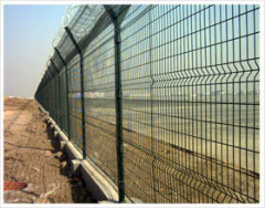 wire mesh fence for airport