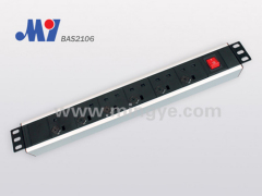 UK over-loading protector PDU
