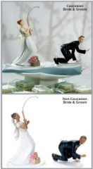 Gone Fishing Interchangeable Cake Topper