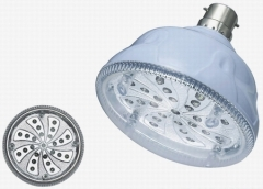 25Led rechargeable emergency lamp