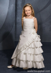 Designer-Flower Girl Dress