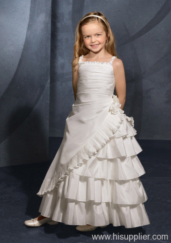 Flower Girl Dress-F83