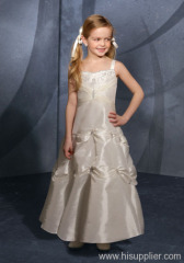 Classic-Flower Girl Dress