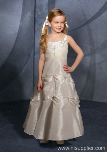 Flower Girl Dress-F124