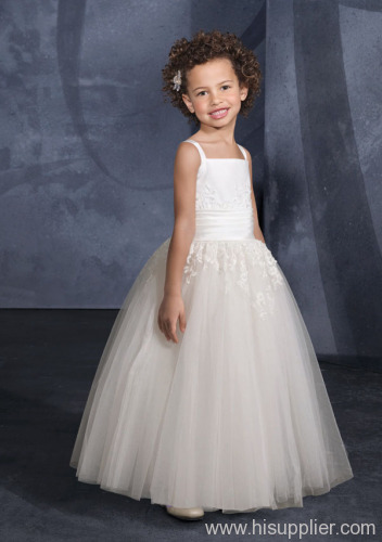 Flower Girl Dress-F201