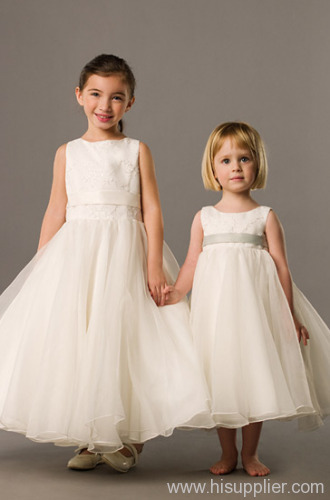 Flower Girl Dress-F6