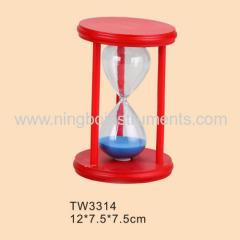 wood sand timer
