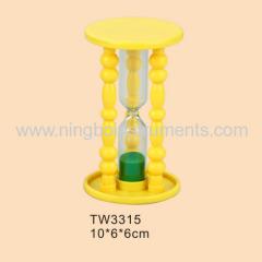 plastic sand timer