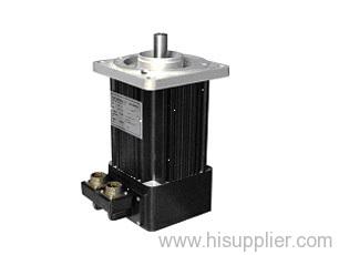 Conventional AC Brushless Servo Motor Mi ddle Inertia BM70