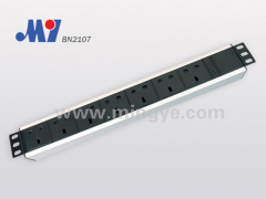 1.5u switch PDU sockets
