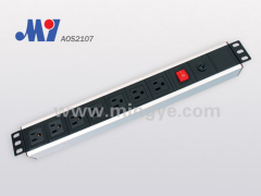 PDU with Uninflammable PC module
