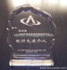 china Crystal award