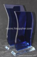 inqury glass trophy