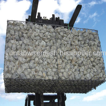 Heavily Galvanized Gabion Box
