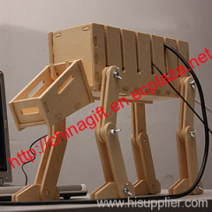 DIY AT-AT Cable Management System Organizer