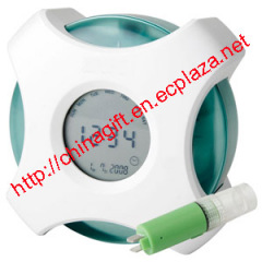 H20 Water Power 4 in 1 Multi Functional Alarm Clock