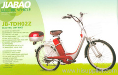 electric city bicycles