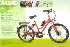 36 v electric city bicycle